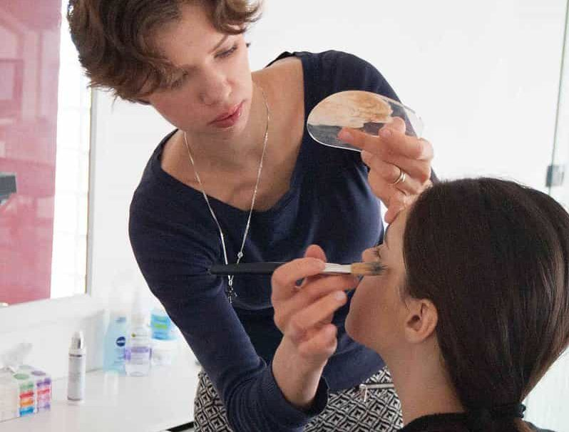 trucco a domicilio verbania, viktoria ryzhkova make up artist verbania