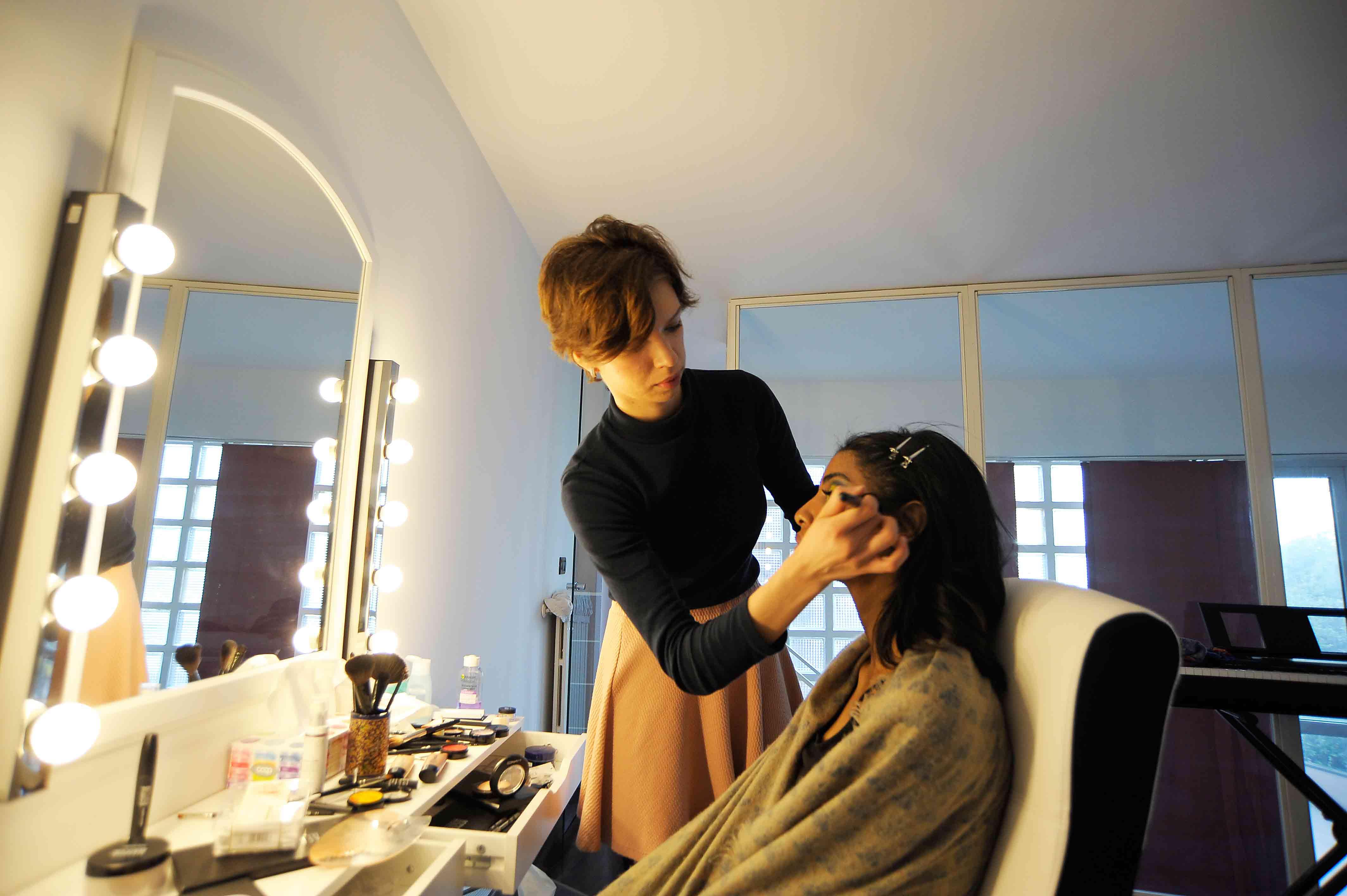 make up artist studio milano viktoria ryzhkova, trucco fotografico