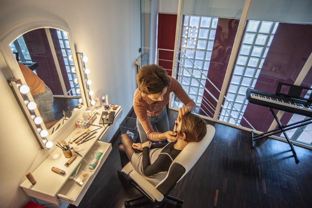 make up artist Milano