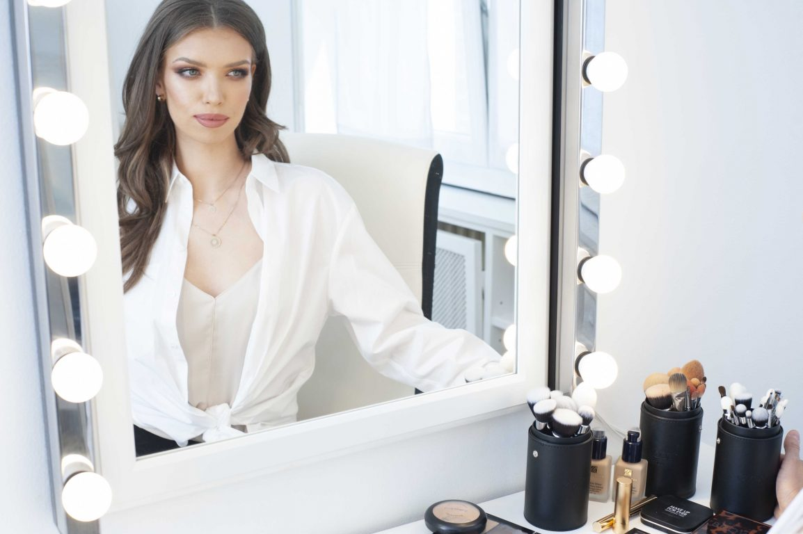 make up artist viktoria ryzhkova milano